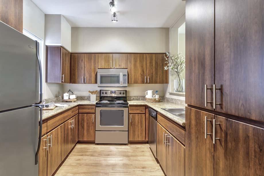 Camden Montierra Apartments