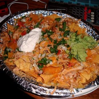 La Botana Mexican Restaurant Menu
