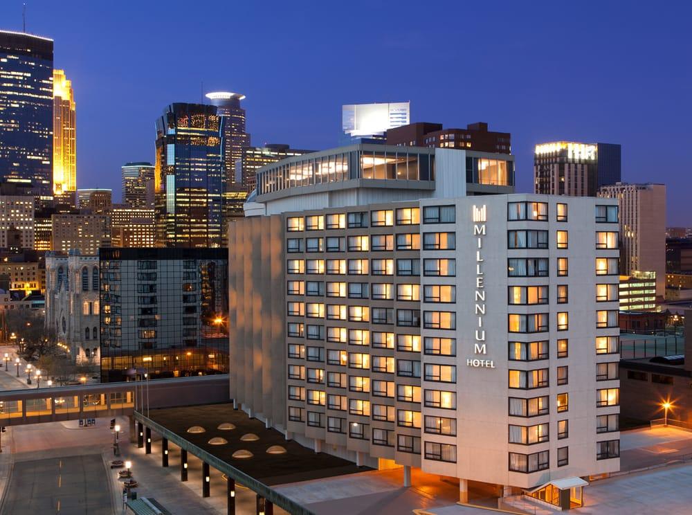 Millennium Hotel Minneapolis Reviews