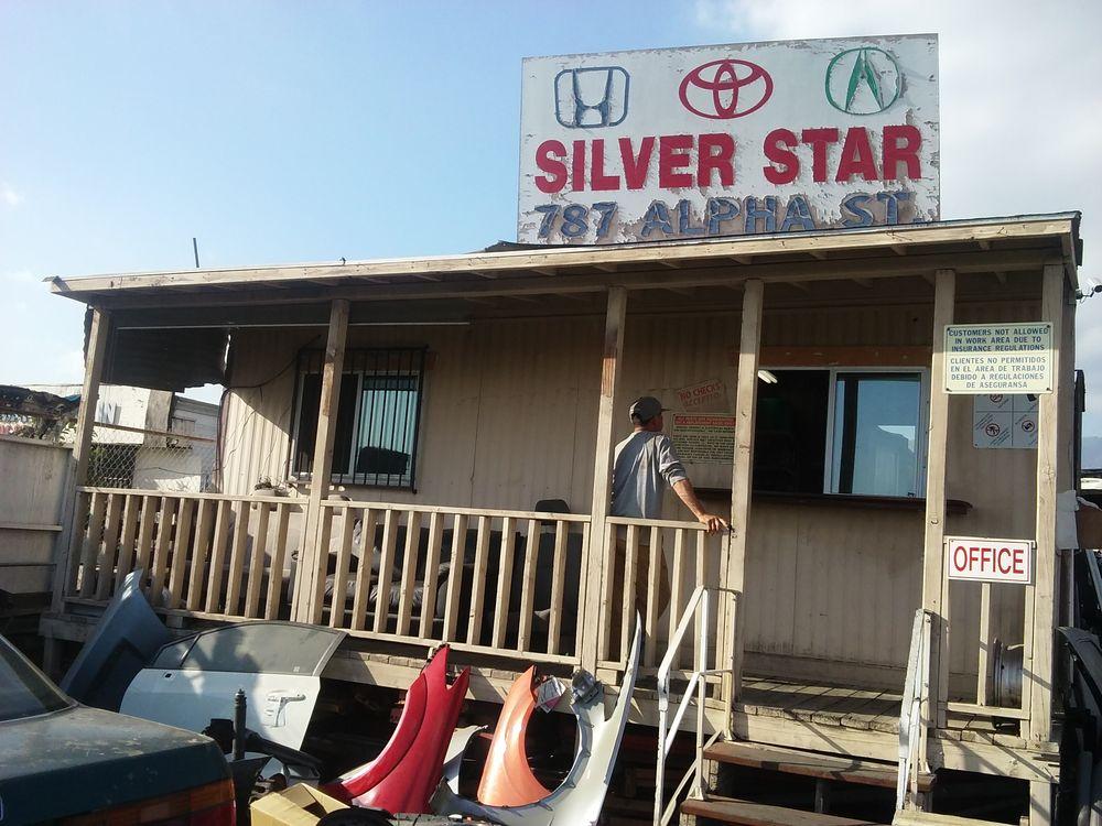 Silver Star Auto Wrecking: 787 Alpha St, Duarte, CA