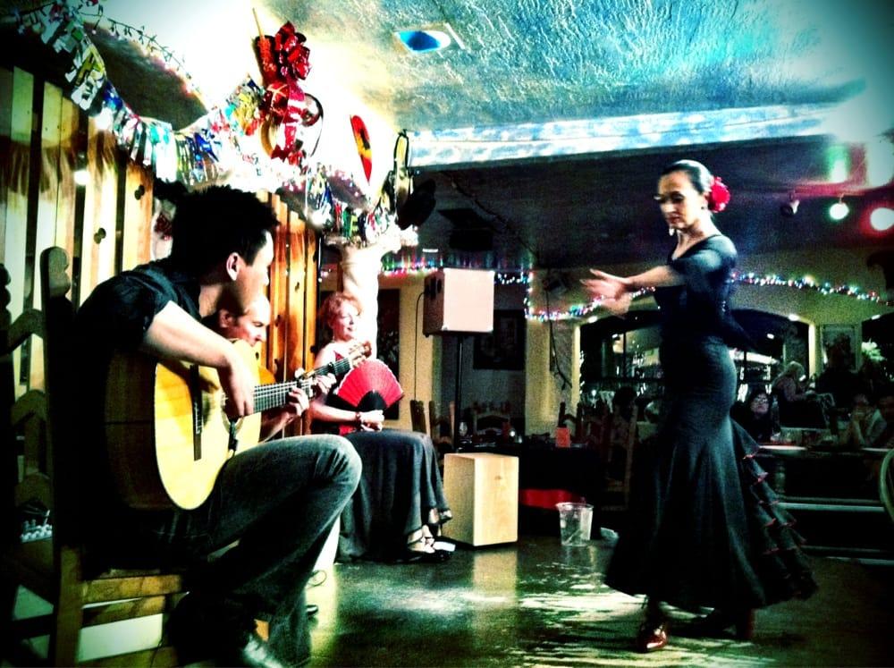 Flamenco Restaurant Near Me