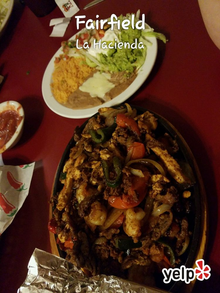 La Hacienda: 2803 W Burlington Ave, Fairfield, IA