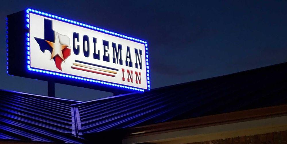 Coleman Inn: 1401 Highway 84 Byp, Coleman, TX