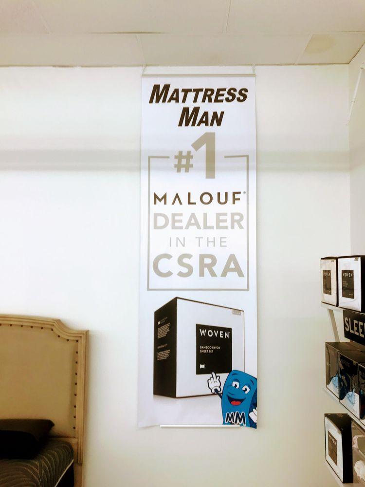 Mattress Man: 1557 Whiskey Rd, Aiken, SC