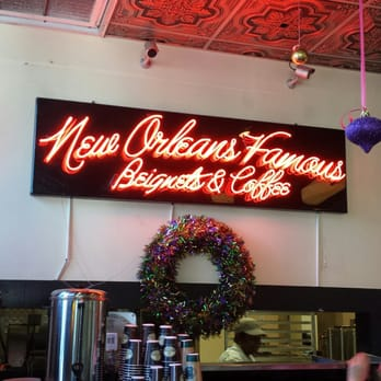 Photo Of New Orleans Famous Beignets And Coffee La United States