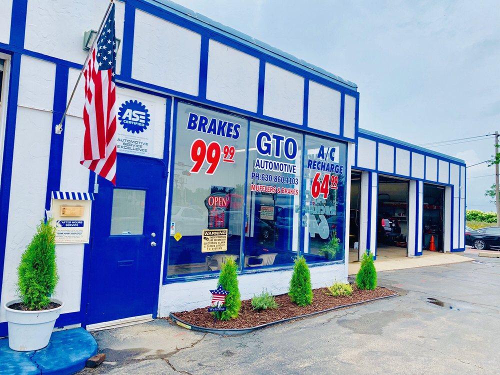 GTO Automotive: 1 W Main St, Bensenville, IL