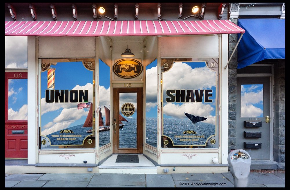 Union Shave: 106 Partition St, Saugerties, NY