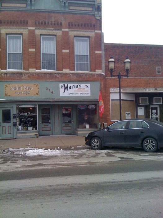 Maria's Mexican: 314 S Main St, Ottawa, KS