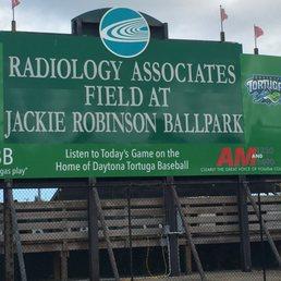 Restaurants Near Jackie Robinson Stadium Daytona