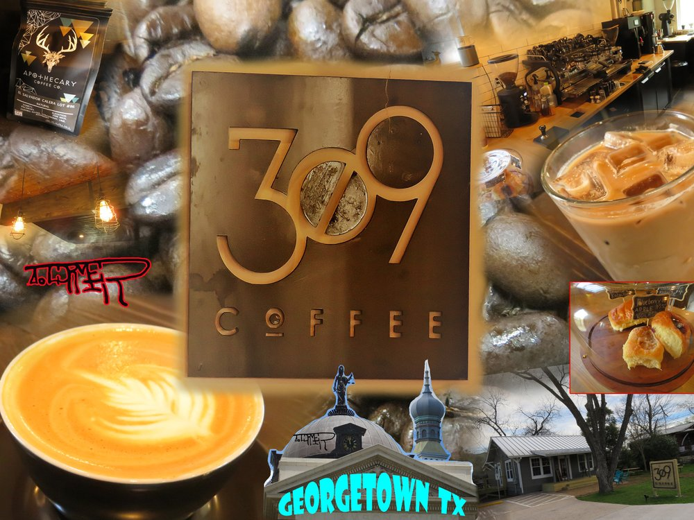 Social Spots from 309 Coffee