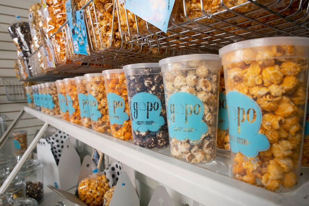 Food from Gopo Gourmet Popcorn