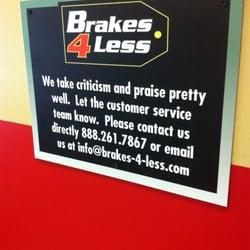 Photo Of Brakes 4 Less Jacksonville Fl United States
