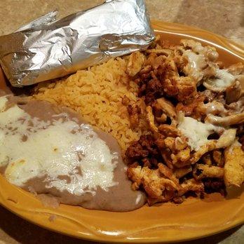 Photo Of El Azteca Camden Dover De United States Chori Pollo