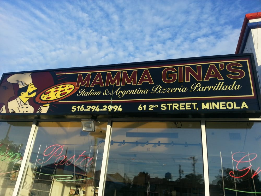 Mamma Gina's - Order Food Online - 57 Photos & 36 Reviews - Pizza