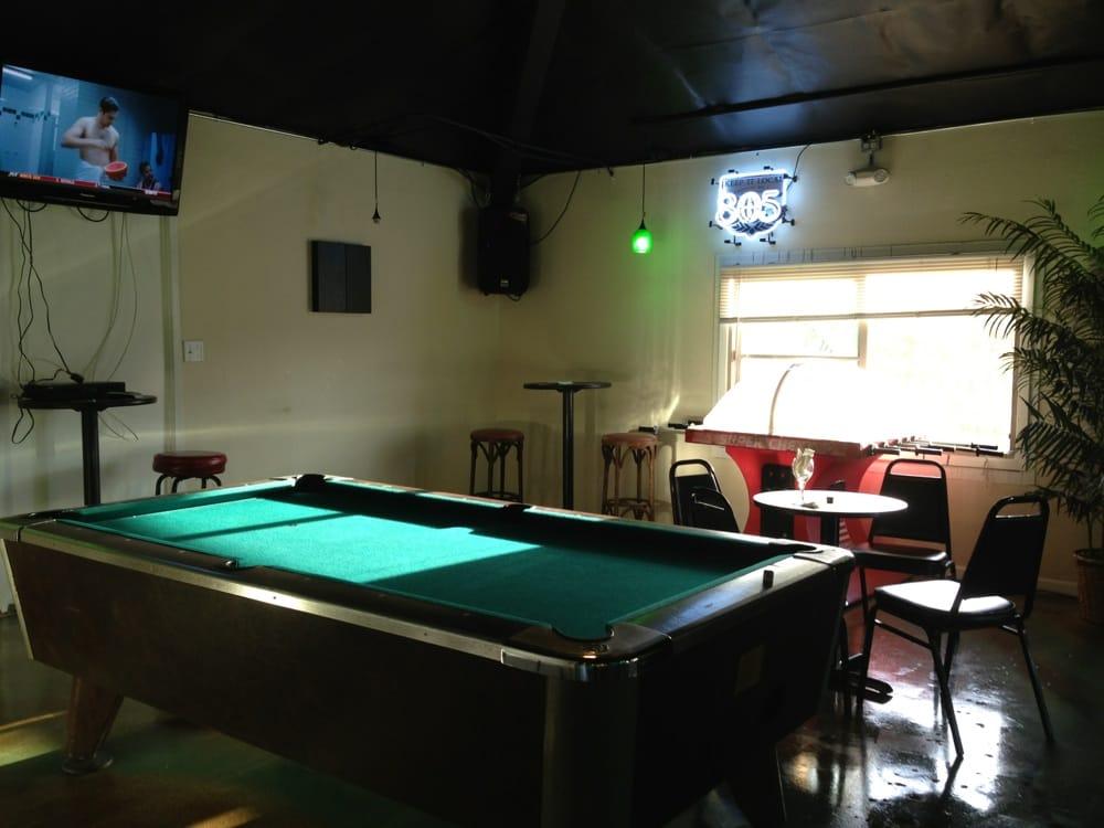 The Green Room: 1559 Spinnaker Dr, Ventura, CA