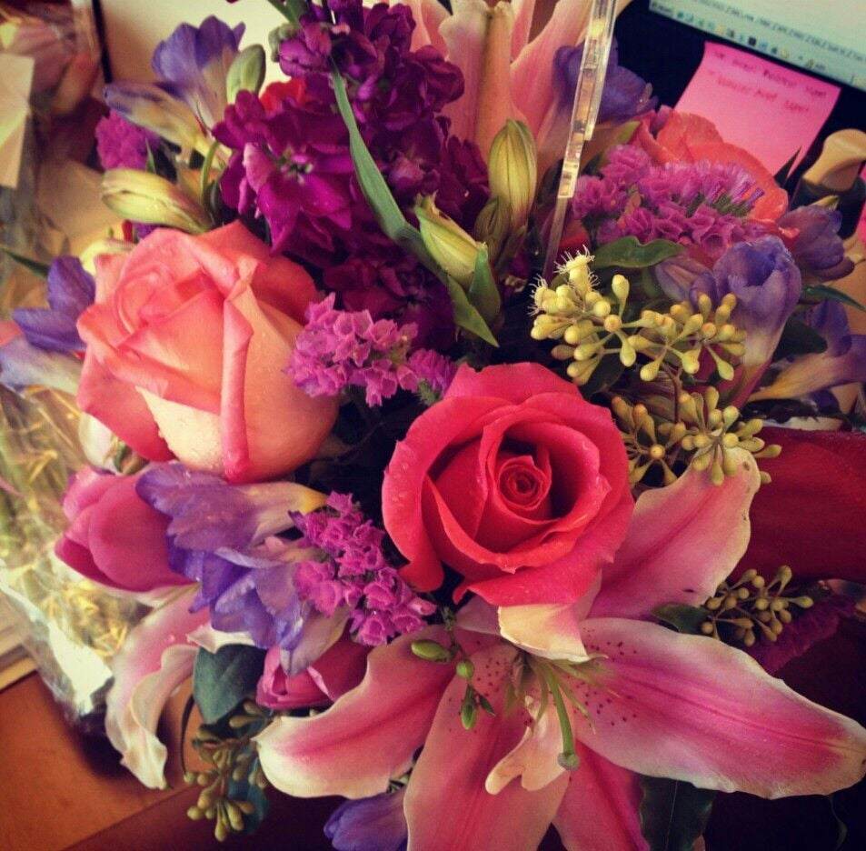 The biggest prettiest bouquet for a very reasonable budget. This was ...