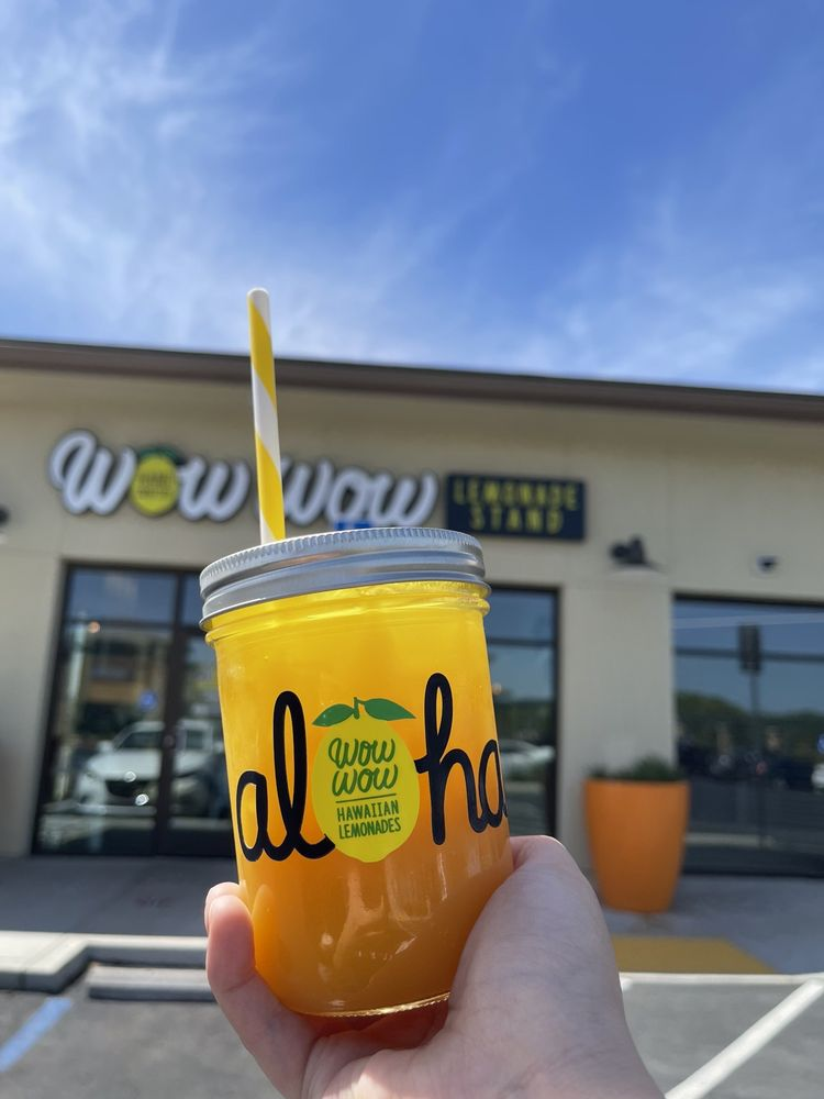 Wow Wow Lemonade Stand: 3373 Bass Lake Rd, El Dorado Hills, CA