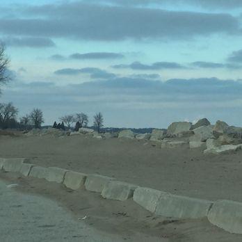 Photo Of Simmons Island Beach Kenosha Wi United States