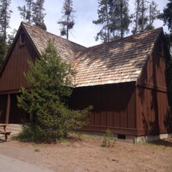 Photo Of The Cabins At Mazama Village Crater Lake Or United States