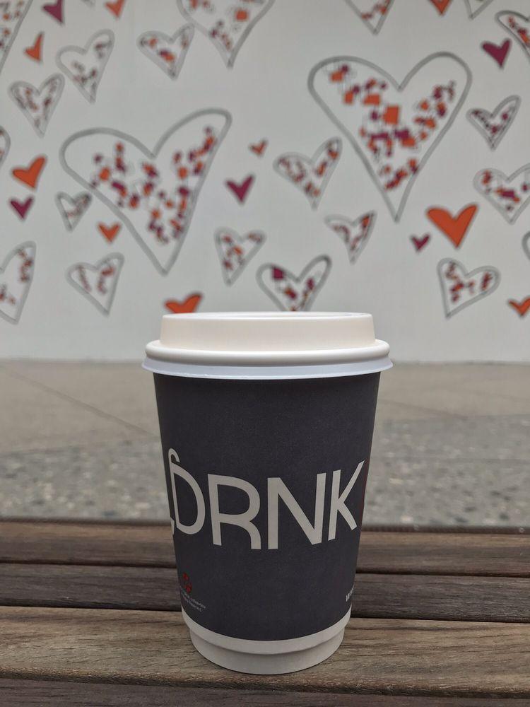 DRNK Coffee + Tea