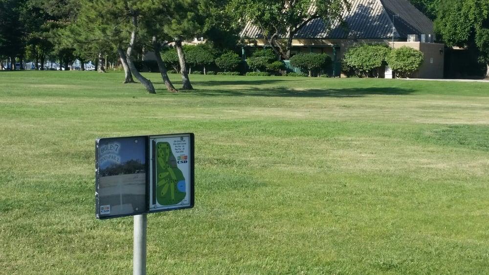 Elk Grove Park Disc Golf