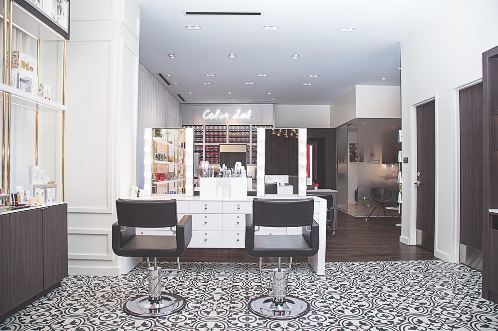 The Red Door Salon & Spa: 7777 Baltimore Ave, College Park, MD