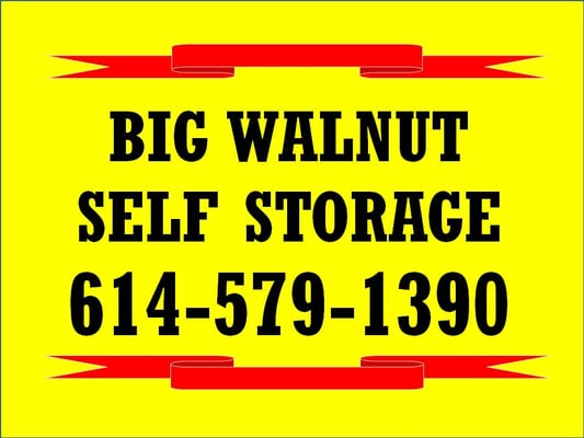 Photo Of Big Walnut Self Storage   Sunbury, OH, United States