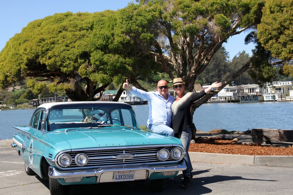 Rental Vintage Cars & Tours: 1 Harbor Dr, Sausalito, CA