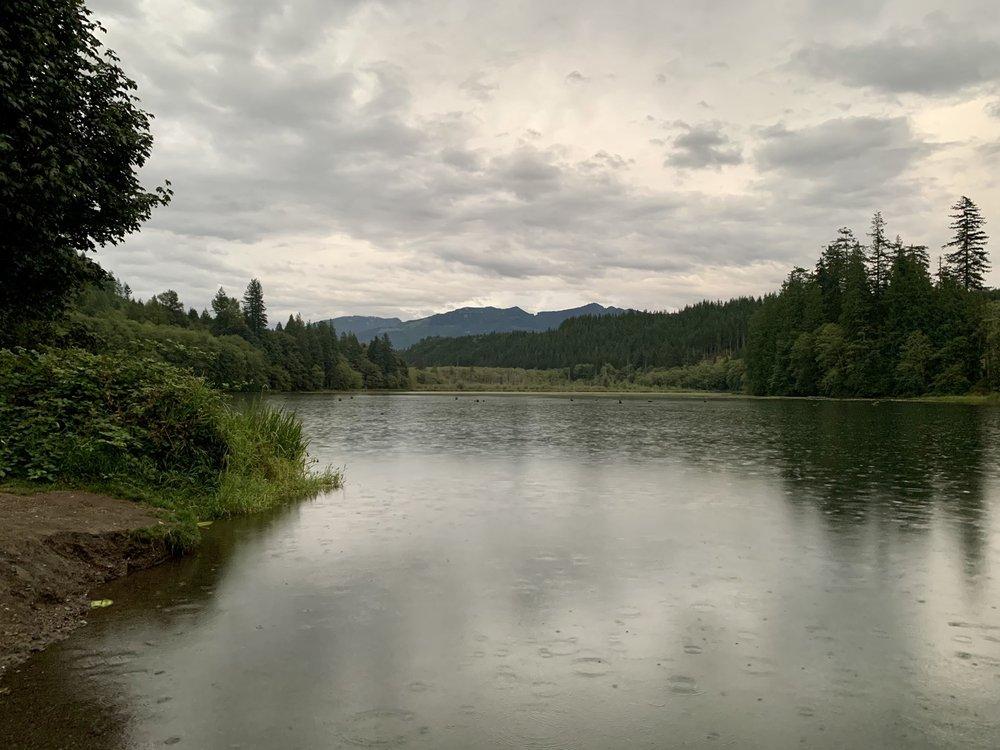 Grandy Lake Campground: 43200 Baker Lake Rd, Concrete, WA