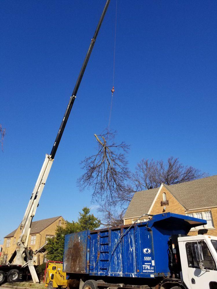 Tip Top Tree Service: Norman, OK