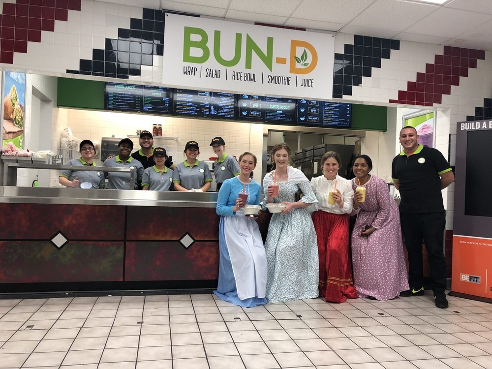 BUN-D Food: 2308 Cadet Dr, US Air Force Academy, CO