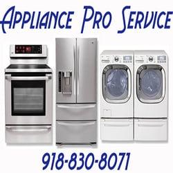 Appliance Pro Service Appliances Amp Repair 7318 S
