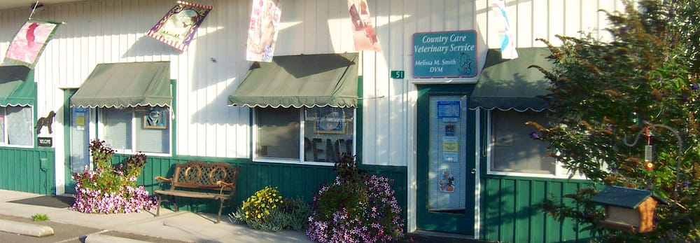 Country Care Veterinary & Accupunture: 51 Valley Center Pl, Sequim, WA