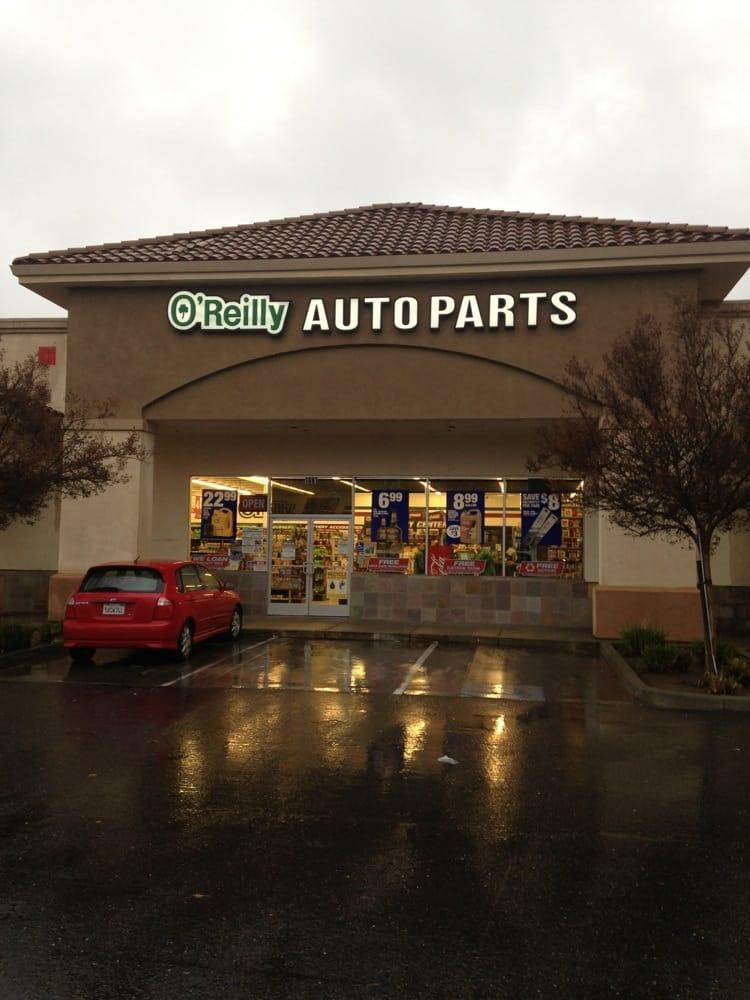 O'Reilly Auto Parts: 1681 Research Park Dr, Davis, CA