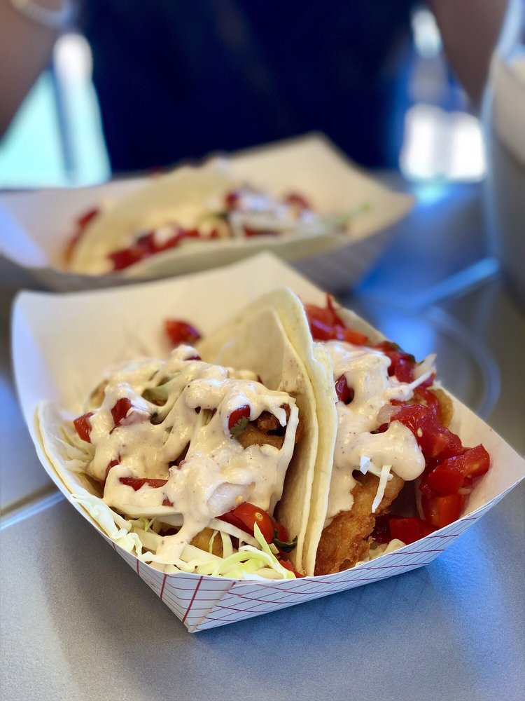 Bro's Fish Tacos