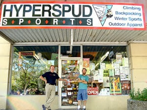 Hyperspud Sports: 402 S Main St, Moscow, ID