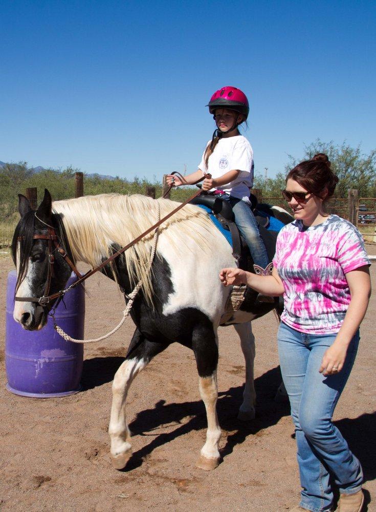 Al's Horse Academy: 8876 E Hawthorn Ln, Hereford, AZ