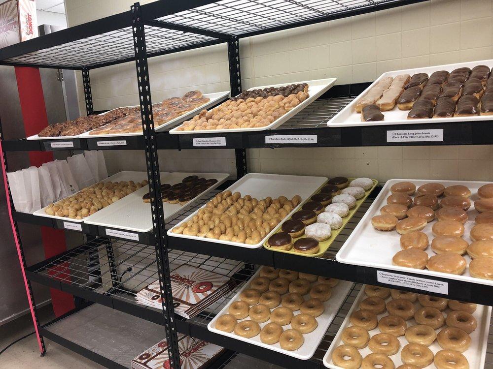 The Best Donut: 488 W Main St, Austin, IN