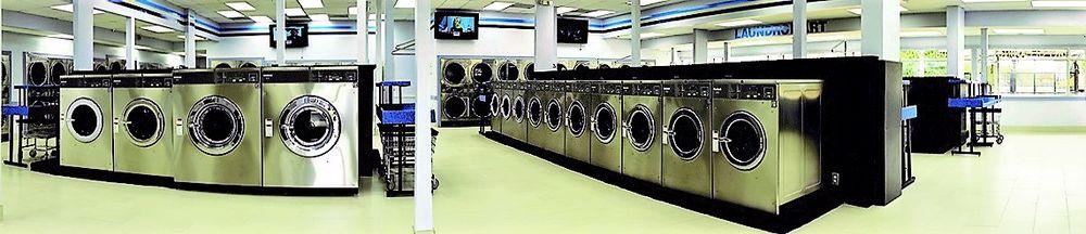 SR7 Laundromart: 150 N State Road 7, Hollywood, FL