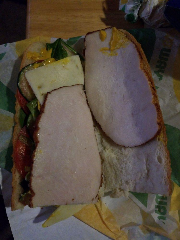 Subway Restaurants Rohnert Park Ca