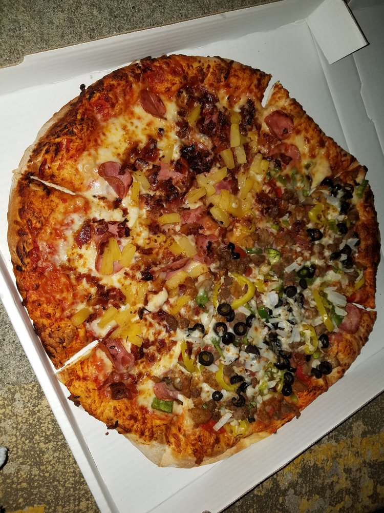 Joe's Pizza Kitchen: 7410 Jerusalem Rd, Oregon, OH