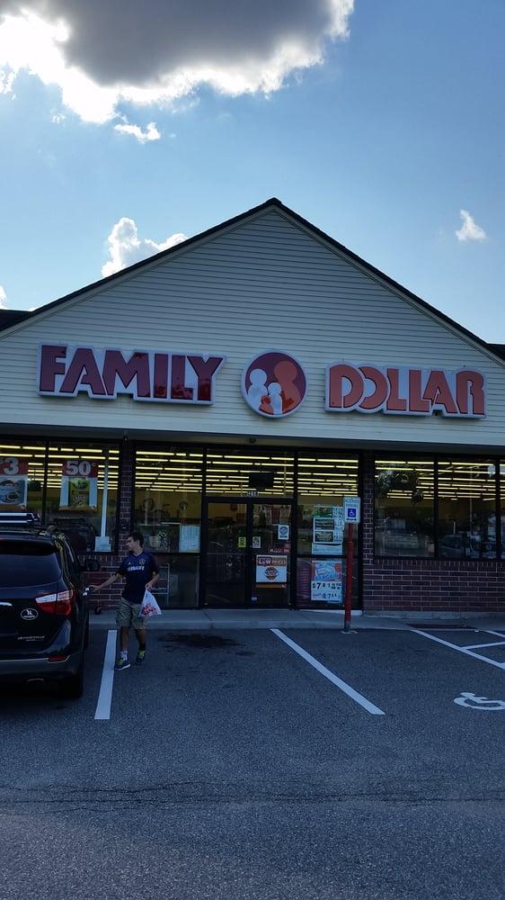 Family Dollar: 125 N Main St, Belchertown, MA