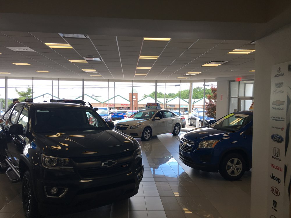 Great Photo Of Baierl Chevrolet   Wexford, PA, United States. Showroom