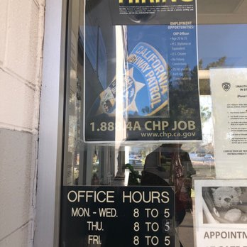 california highway patrol hiring process