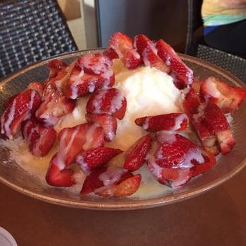 Photo Of Guppy House   Irvine, CA, United States. Strawberry Shaved Ice.