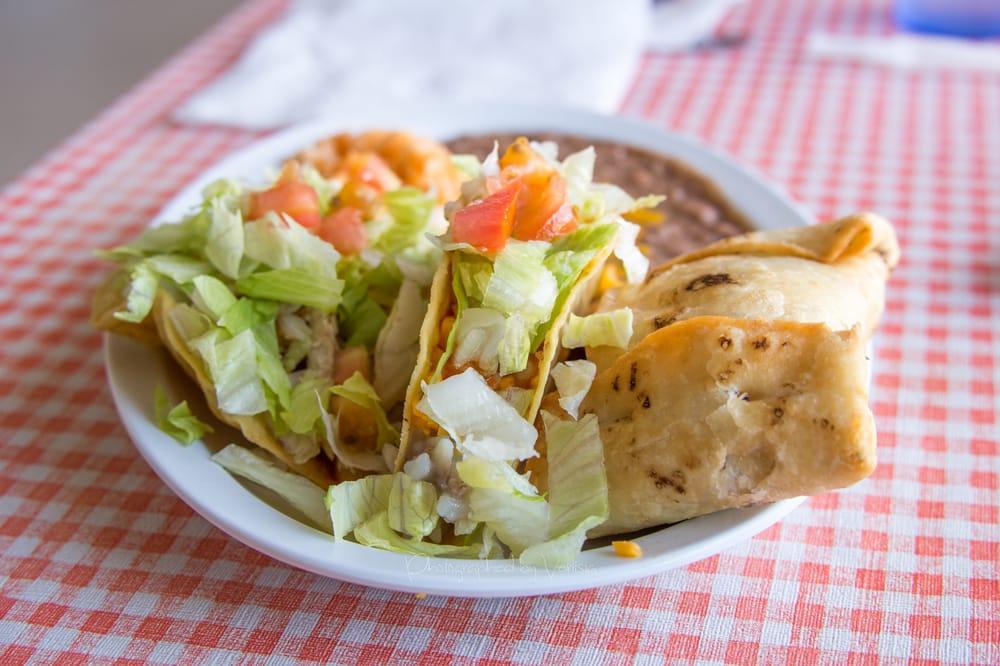 La Pasadita Cafe: 230 Garfield St, Socorro, NM