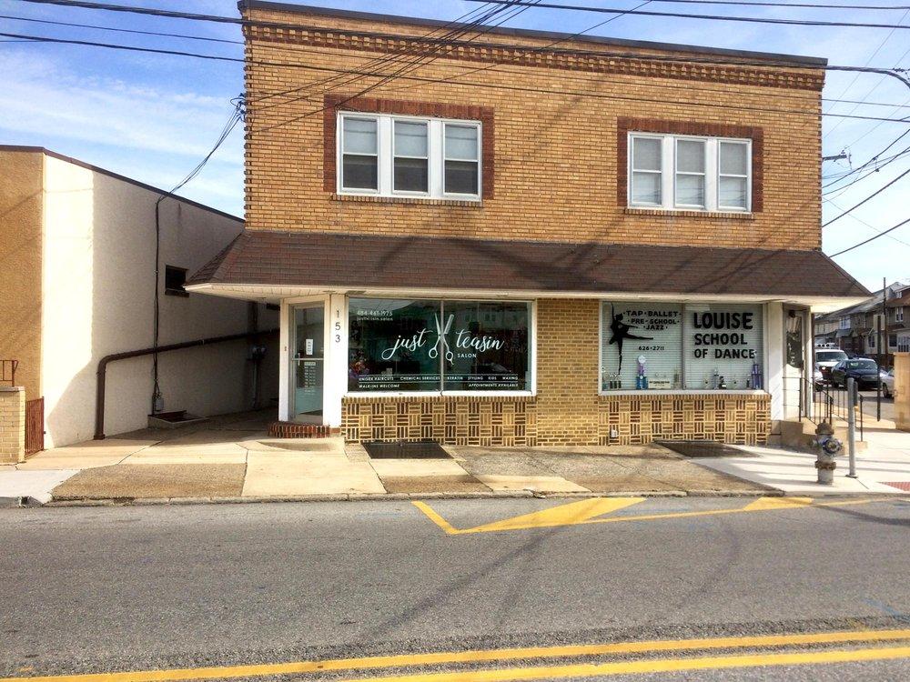 Just Teasin Salon Hair Salons 153 S Springfield Rd Clifton