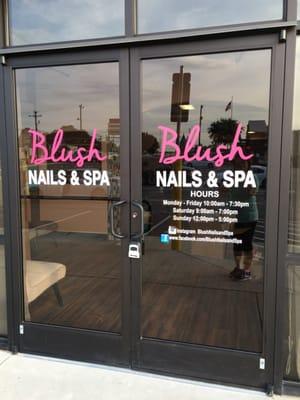 Blush Nails Spa 2915 Battleground Ave Ste C Greensboro Nc