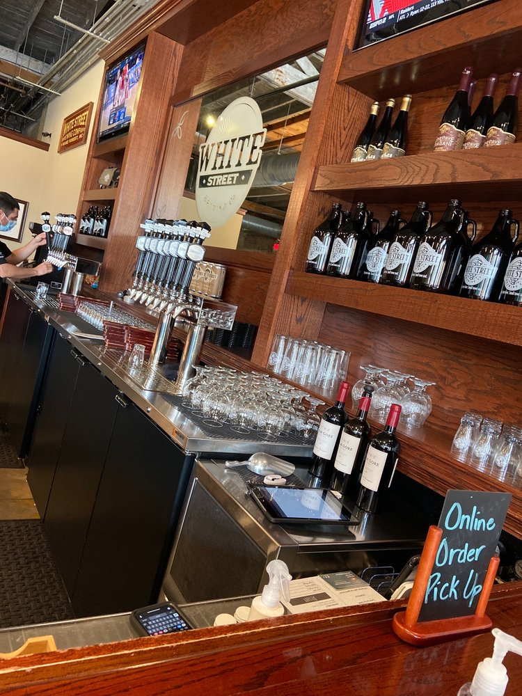 White Street Brewing Company: 218 S White St, Wake Forest, NC