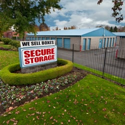 Photo Of Secure Storage   Hillsboro, OR, United States. Storefront,  Hillsboro OR